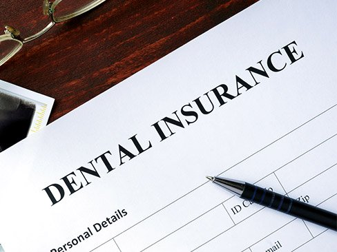 Dental insurance forms